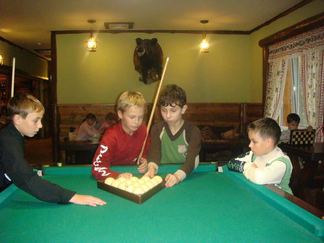 deti v Lisotele